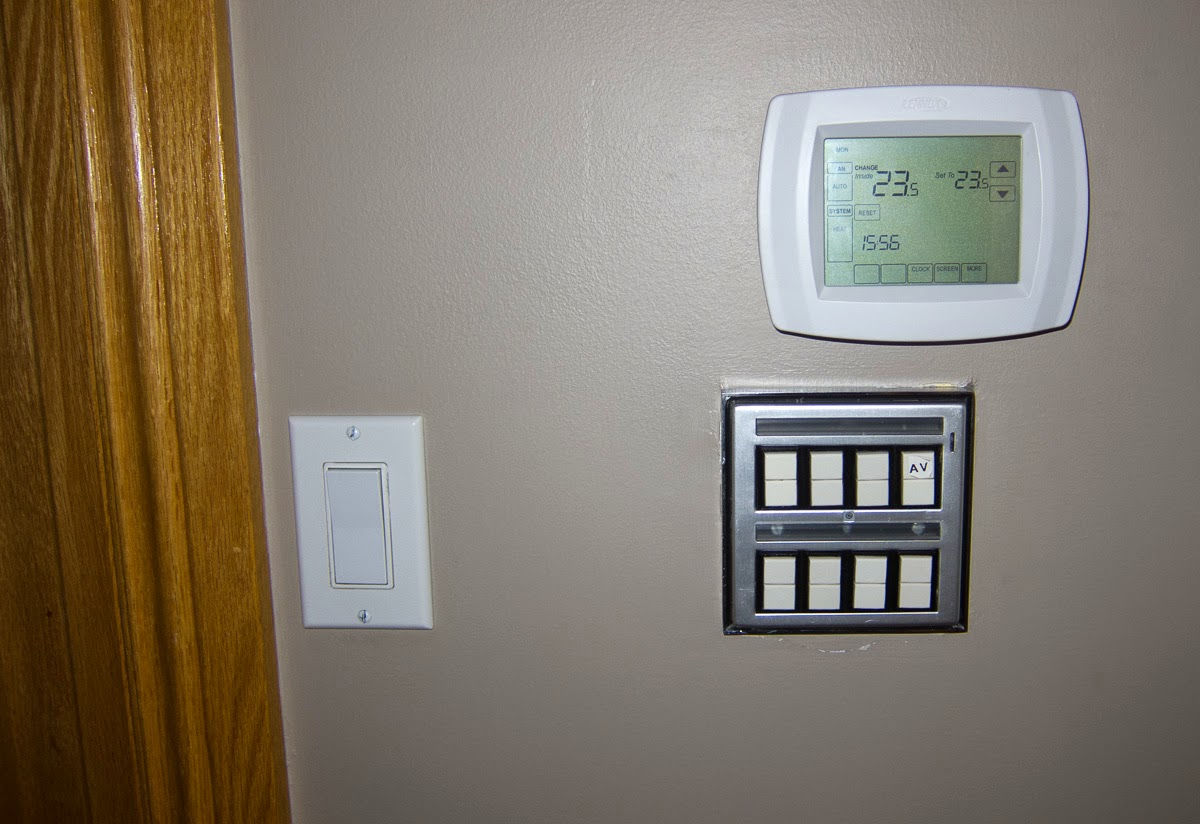 Glen\'s Home Automation: Dealing with Wall Acne