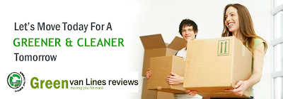 green van lines review
