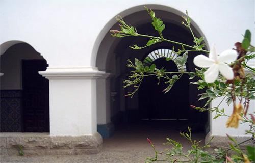Casa hacienda Huando