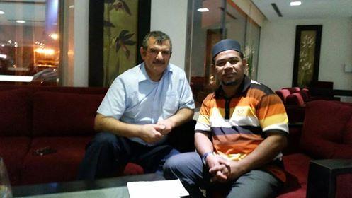 Dr. Mohamed Elhachmi Hamdi ( محمد الهاشمي المحامدي ) Presiden parti Tayar ElMahabba,