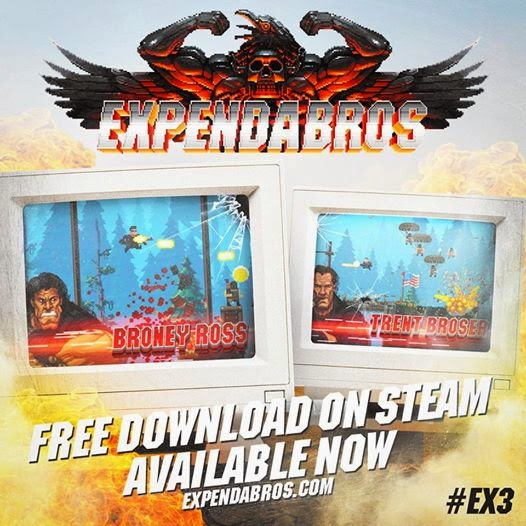 Expendabros STEAM