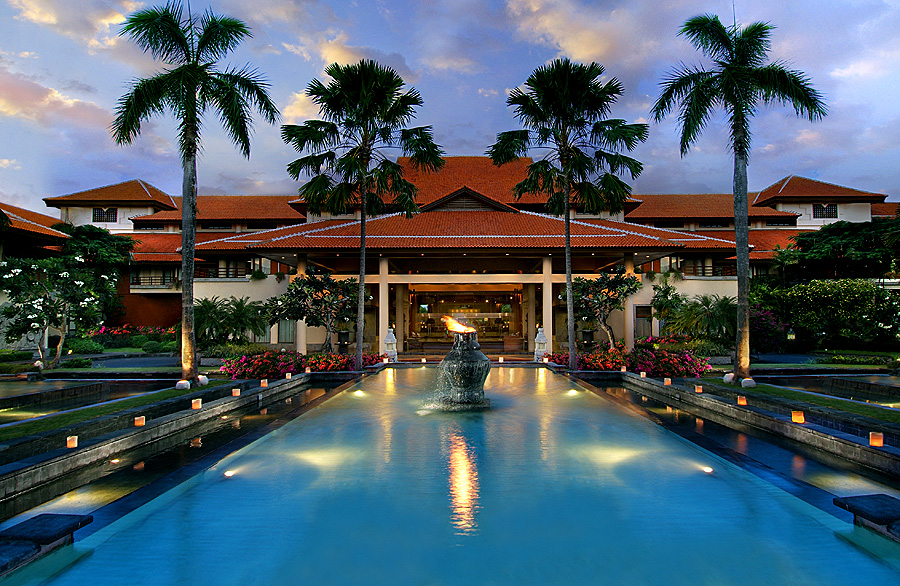 Hotel review westin resort bali for Bali accommodation recommendations
