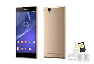 Sony Xperia T2 D5322