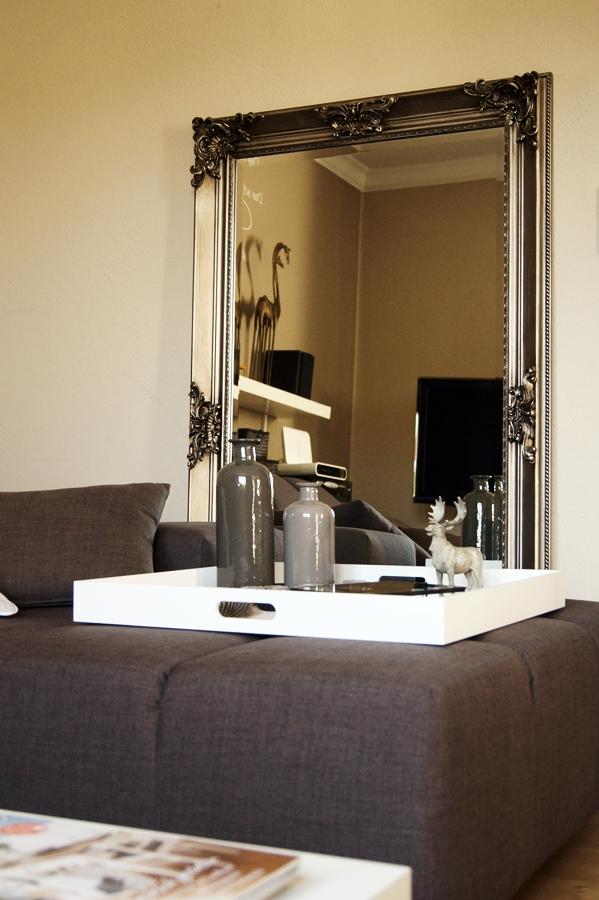 Wohnen neue deko im wohnzimmer for Deko spiegel wohnzimmer