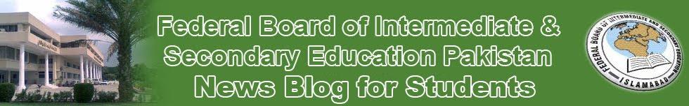 FBISE Federal Board