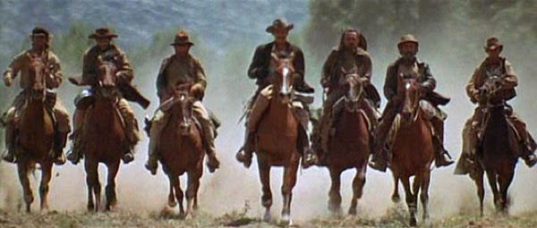 The Wild Bunch, directed by Sam Peckinpah