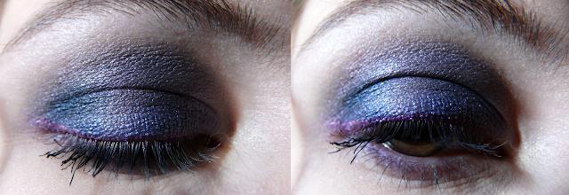 Blogparade inspiriert von deiner Lieblings Disney Figur Ursula Make-up