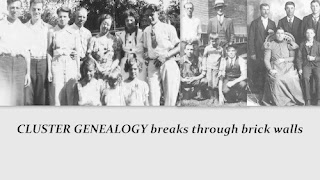 Cluster Genealogy - Have You Discovered the Benefits?