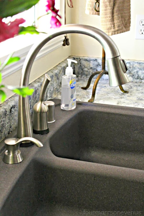 Delta Kitchen Faucet Pilar : Four marrs and one venus kitchen faucet delta pilar touch o