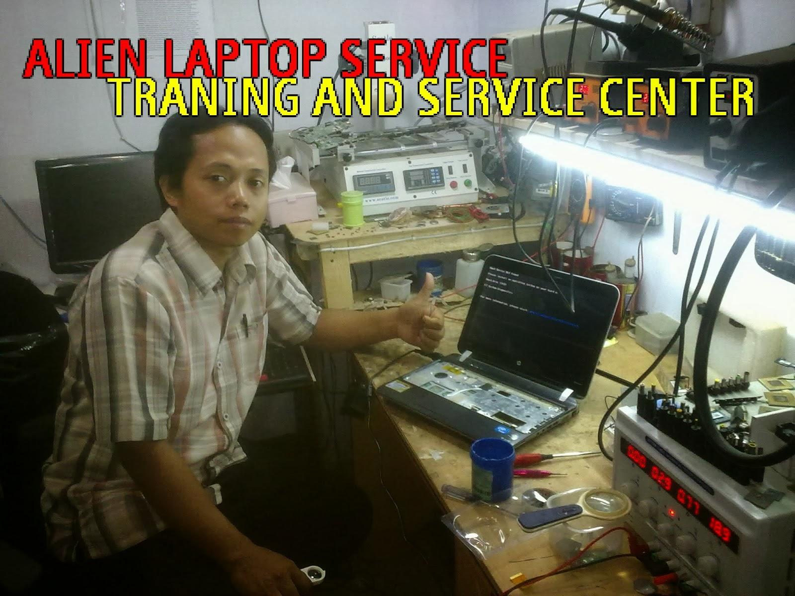kursus sepesialis hardware laptop