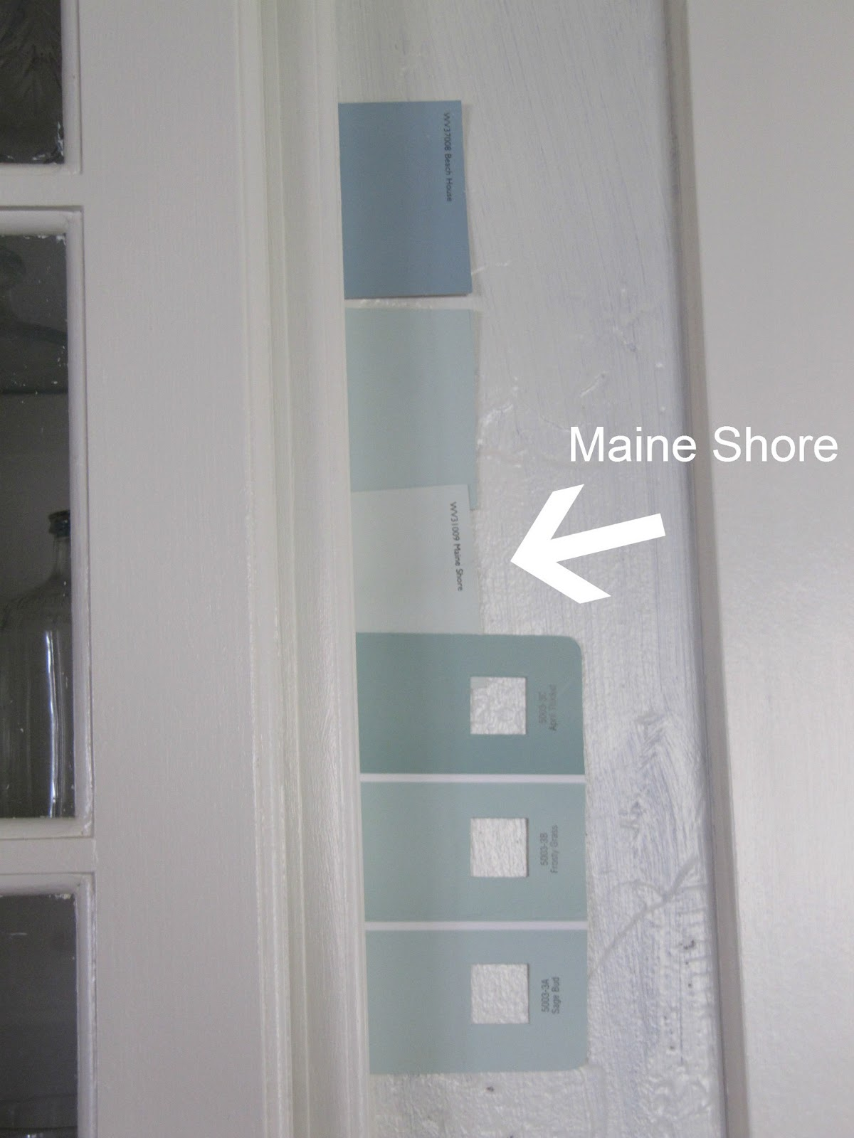 Light blue paint colors for kitchen - However Once I Got It On The Walls I Didn T Love It So Much Anymore