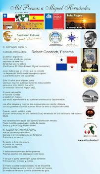 Poemas Mios que participan en los Mil Poemas a Miguel Hernández