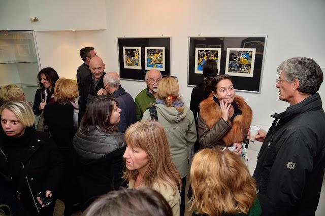 Otvorena izložba Tatjane Koraksic