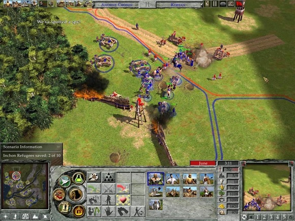 Empire Earth II: The Art of Supremacy Free Download image 3