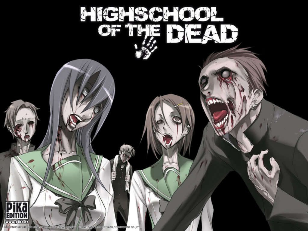 MaNgAnImEs!!: HIGHSCHOOL OF THE DEAD