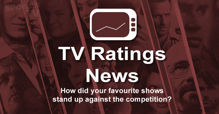 Ratings News - 28th April 2014