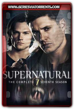 Supernatural 7ª - Torrent Blu-Ray (Oficial) Dublado (2011)