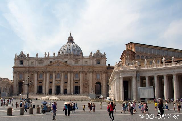 Rom Petersdom Vatikan