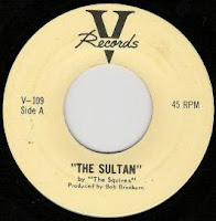 The Squires Single - The Sultan 1963