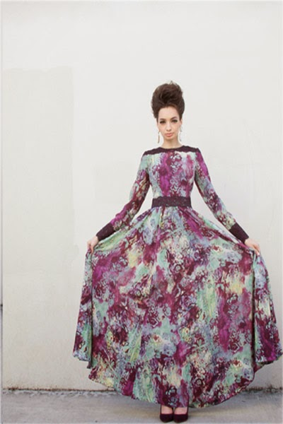 Hijab style blog
