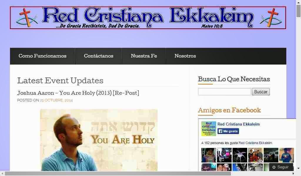 Red Cristiana Ekkaleim