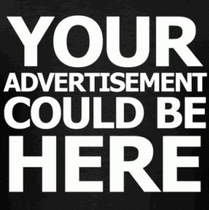 Advertisement at caspot.com