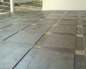 Desain Carport Batu Alam on