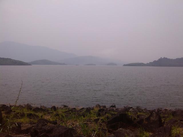 Dam Water Stagnant in Banasura Sagar