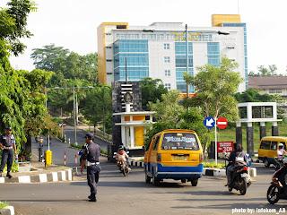 Kampus UNDIP tempat ramai penumpang Go-Car