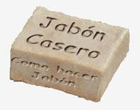 jabon casero