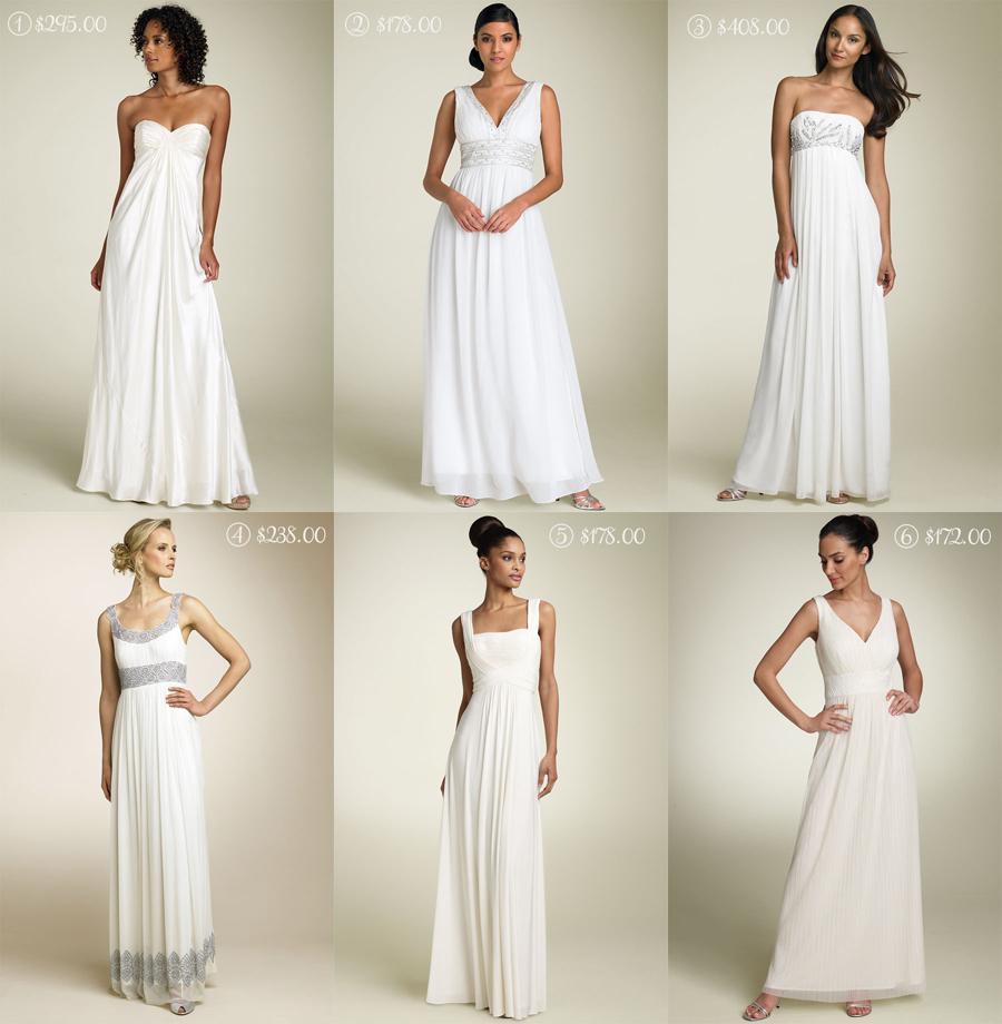 greek style wedding dress | Reference For Wedding Decoration
