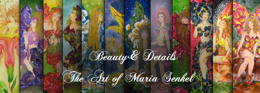 Beauty & Details - The Art of Maria Senkel