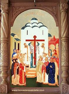 Sărbătoarea Înălțării Sfintei Cruci
