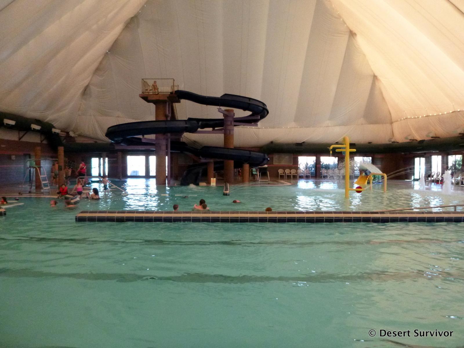 desert survivor sand hollow aquatic center