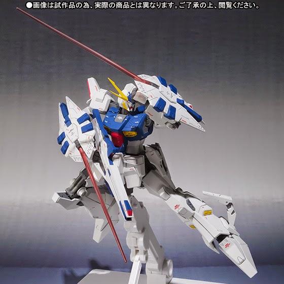 bandai Robot Damashii (Side MS) RX-104FF Penelope