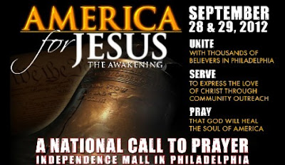 America For Jesus 2012: Christian Conservatives Hope To Spark Religious Revival With 40 Days Of Prayer Read
