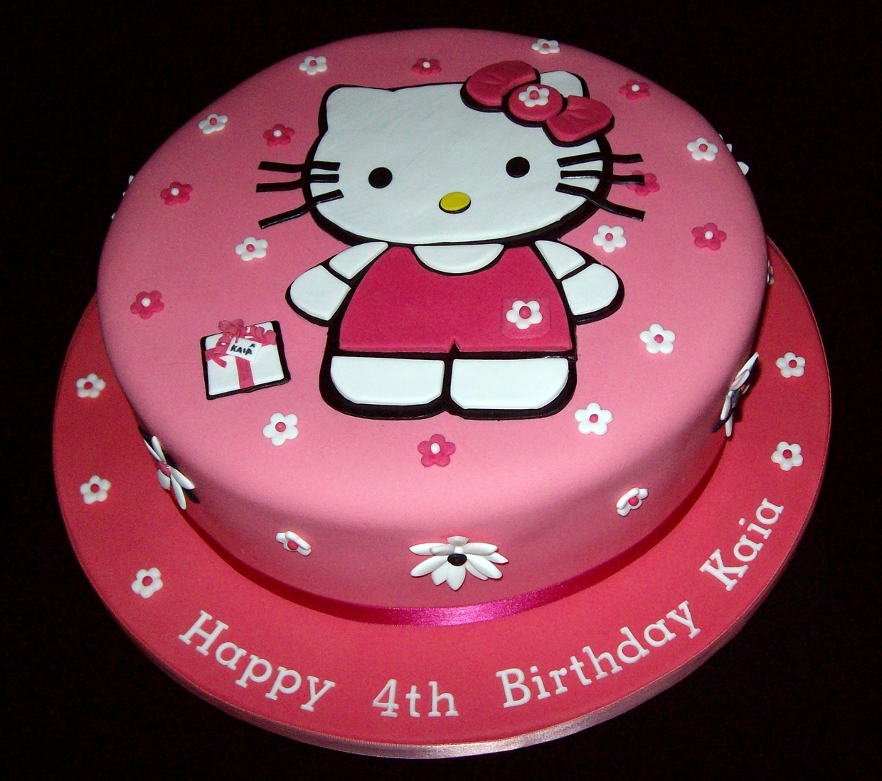 Images Of A Hello Kitty Cake : 10 Hello Kitty Cake Decorations Ideas CAKE DESIGN AND ...