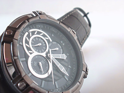 On The Town GUESS Collection, Men's Luxury Time Pieces, Must Have Gifts For Men
