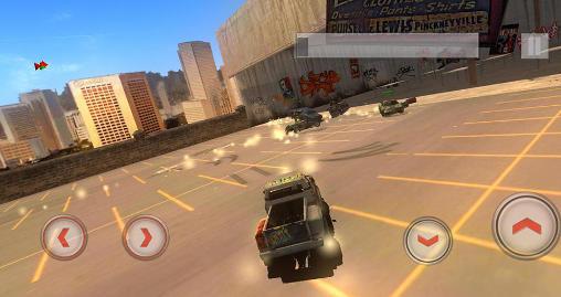 Total Crash Racing Screenshot Apk