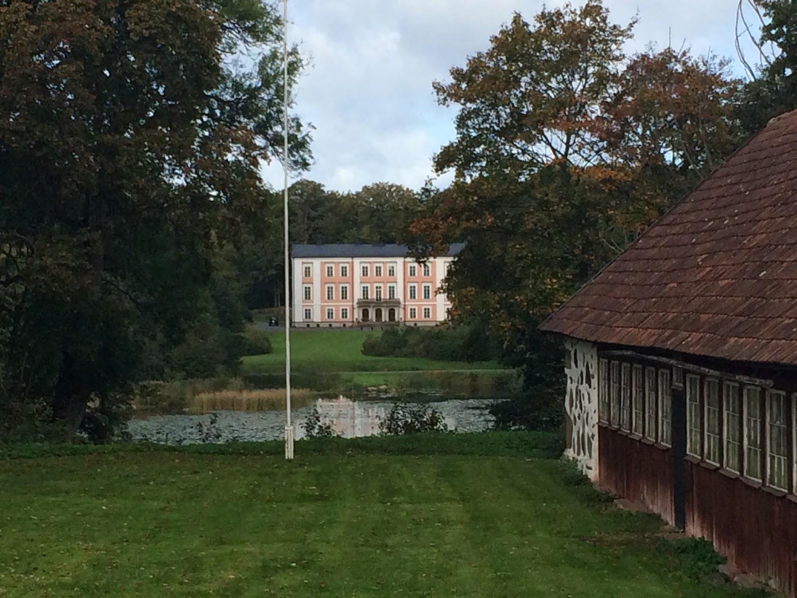 Slott utanför Kristianstad Ovesholm
