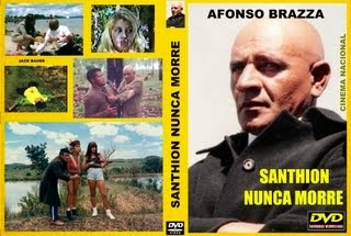 SANTHION NUNCA MORRE - CINEMA NACIONAL