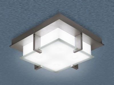 L mparas modernas para techo decoraci n y for Modelos de lamparas