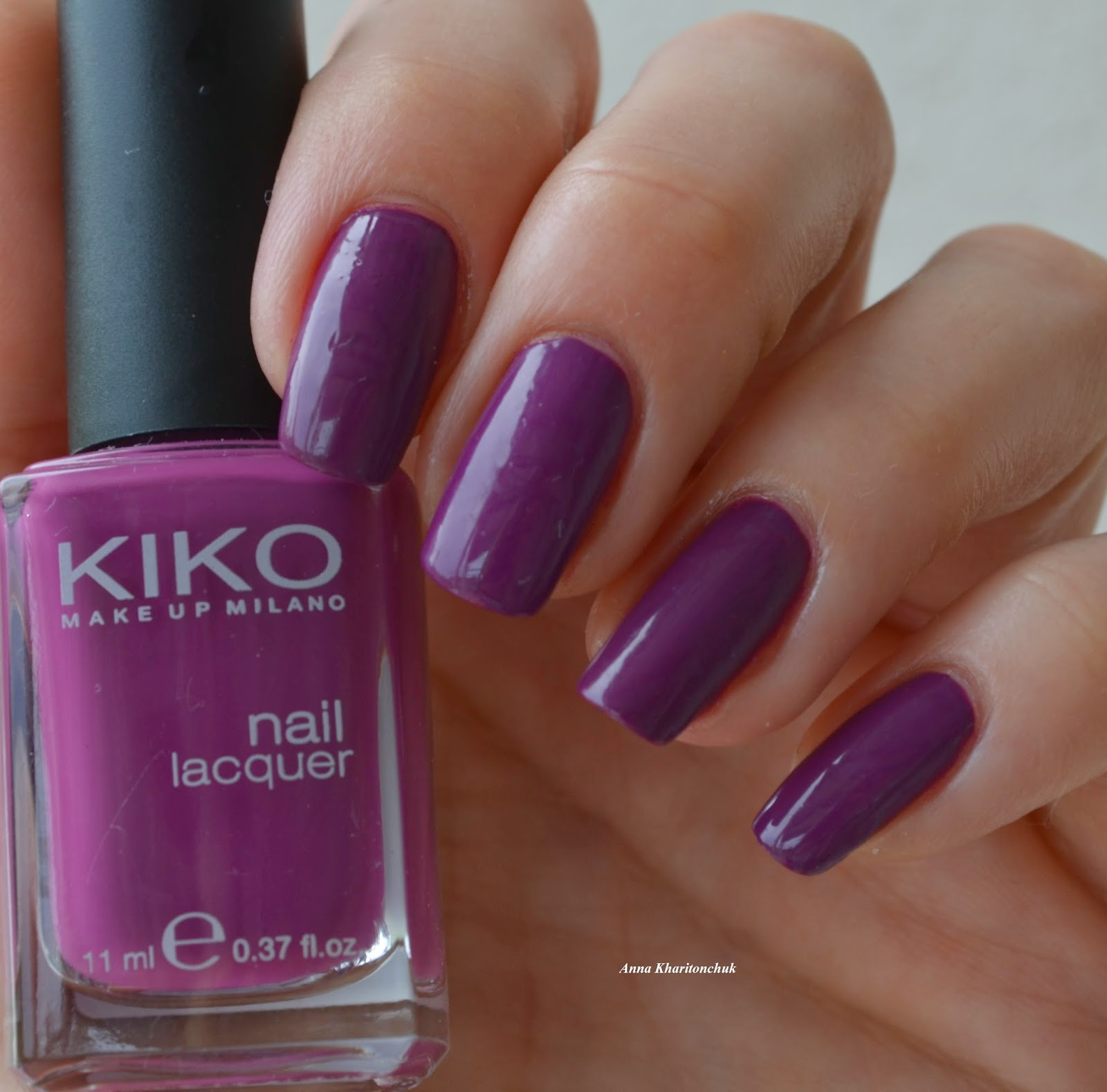 Opi Pamplona Purple и Kiko 316