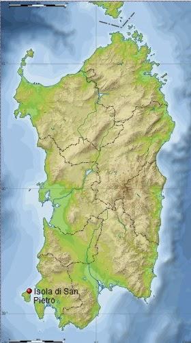 Memento solonico carloforte e l 39 isola di san pietro in for Palma di san pietro