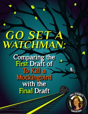 Go Set a Watchman by Harper Lee - Teaching Resources www.traceeorman.com