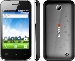 Cross Andromeda A25,Specs, Price,Cheap Android phone, Under A Million Processor 1 GHz,cross android