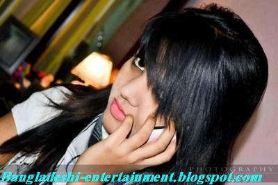 Singer Borsha Chowdhury