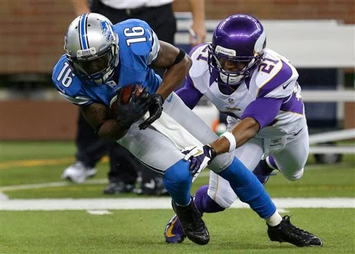 Titus Young Detroit Lions' jersey still available, not cheap
