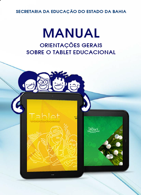Manual do Tablet  Educacional