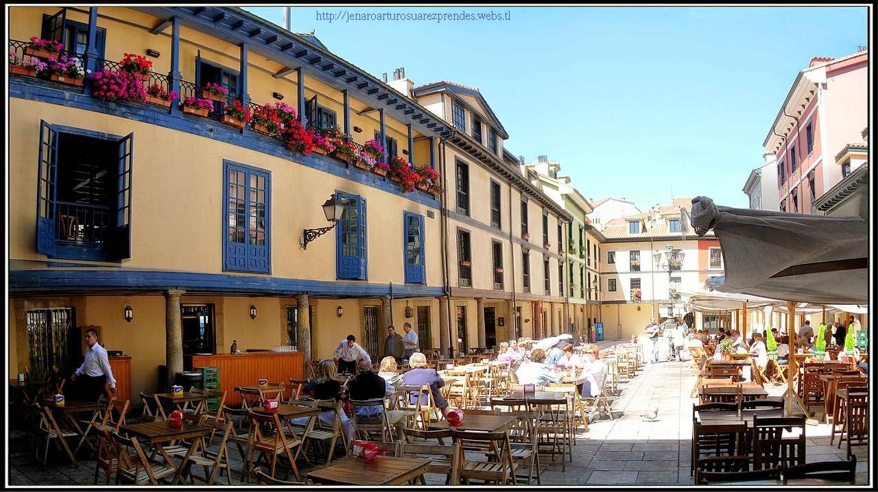 Asturias central oviedo plaza el fontan for Oficina correos oviedo